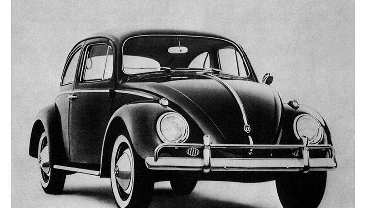 VW lemon ad